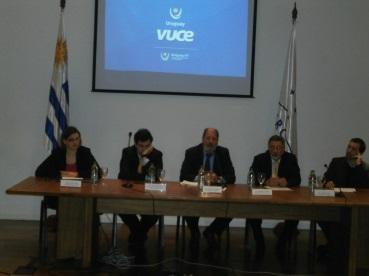 Lanzamiento del Acuerdo Específico de Cooperación Técnica para el desarrollo de la Ventanilla Única de Comercio Exterior.