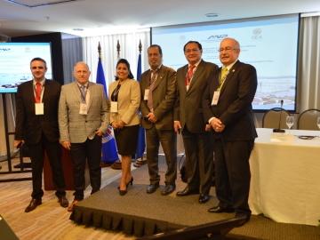 III Conferencia Hemisférica sobre Turismo, Puertos Interiores e Hidrovías, Servicio a Buques y Control de la Navegación.