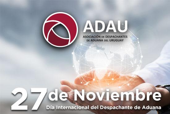 DIA INTERNACIONAL DEL DESPACHANTE DE ADUANA