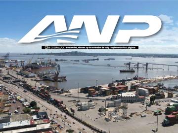 """""""Nuestro puerto logró constituirse como una referencia en la región"""" - Presidente de ADAU, Sr. Gerardo Ramis."""