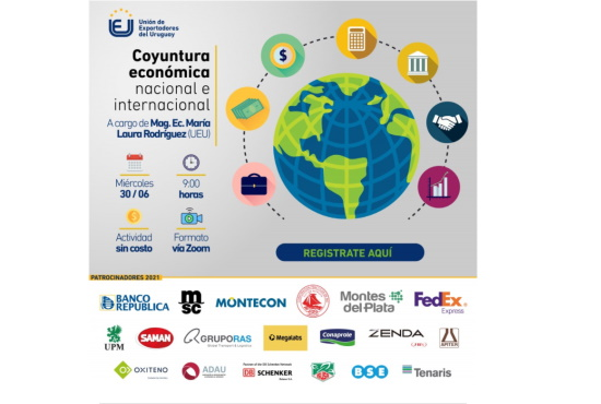 Charla UEU: Coyuntura económica nacional e internacional