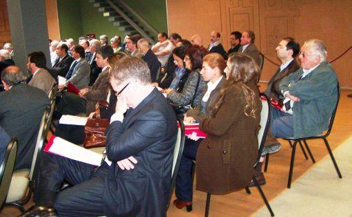 Charla sobre Reglamentación de Arts. de interés de Ley del Presupuesto